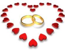 Названия и описания годовщин свадьбы от 1 до 100: как праздновать и что подарить