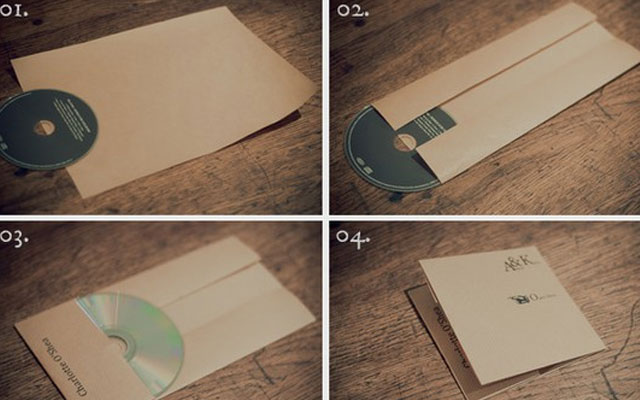 конверт для диска
