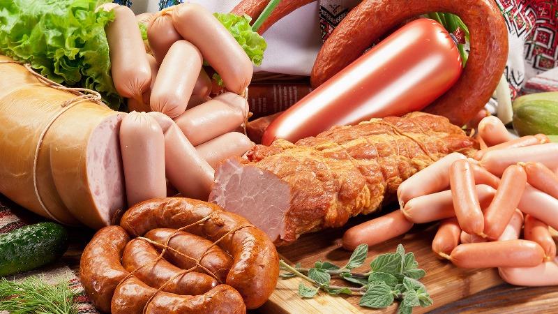 Сосиски и колбаса