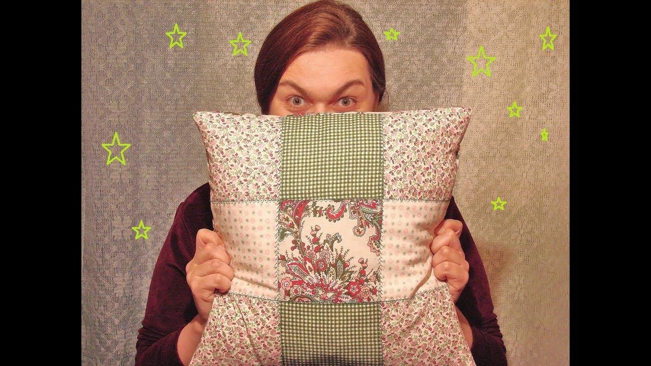 Секреты пошива подушки