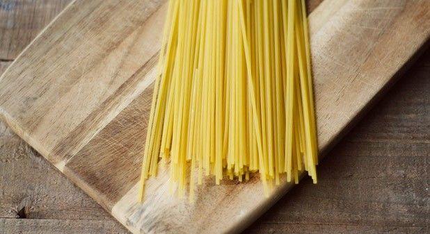 Сварить спагетти