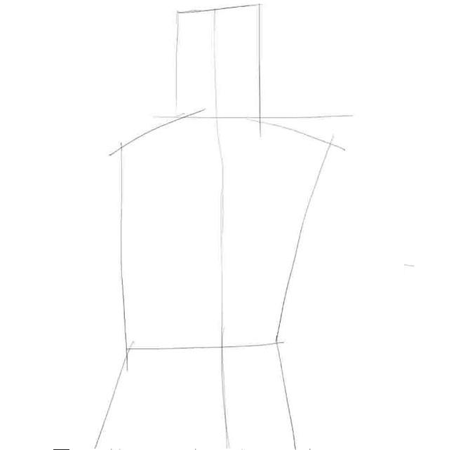 Компоновка рисунка на листе