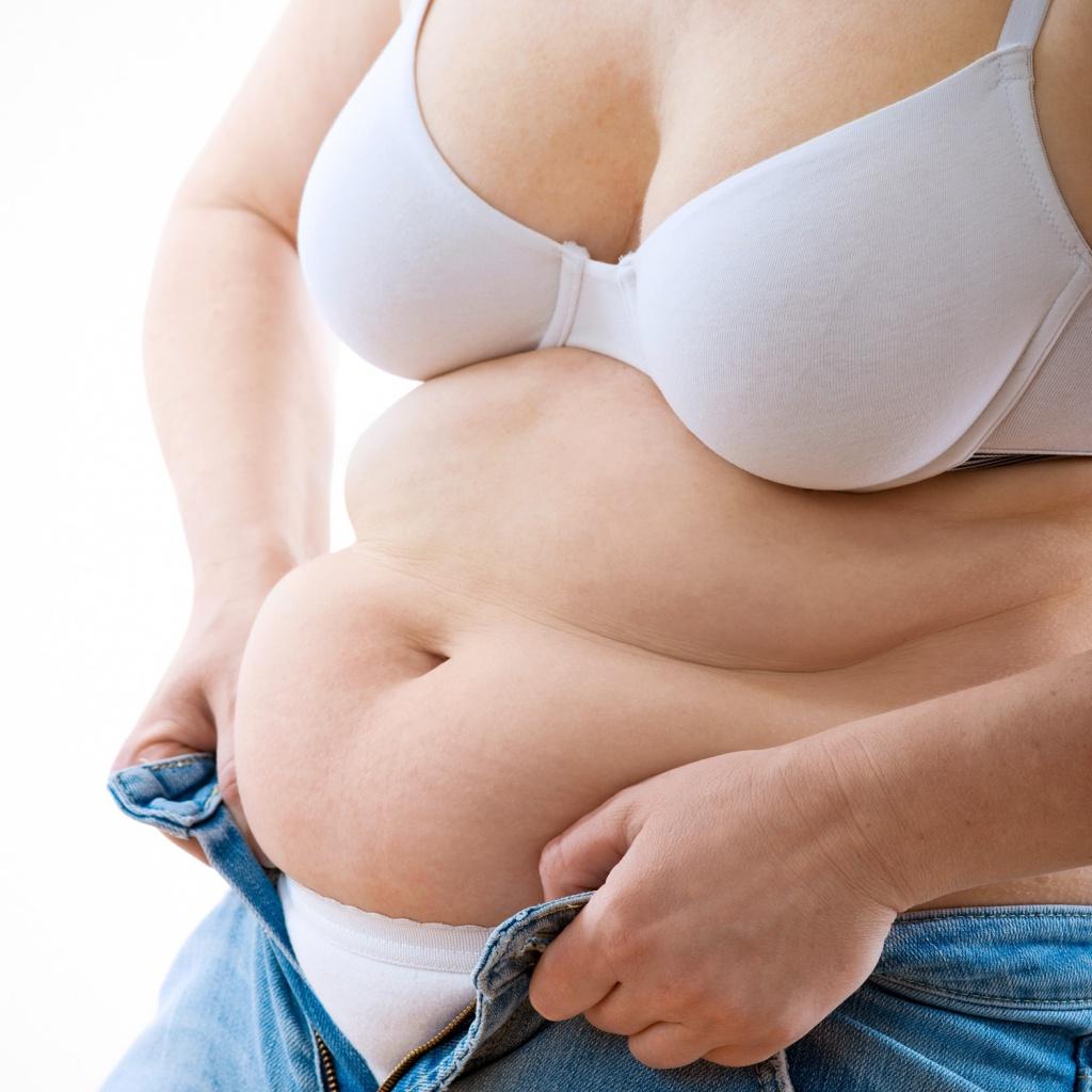 Лишний вес препятствует беременности