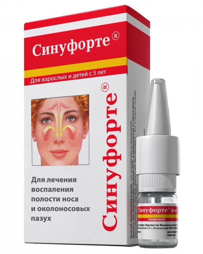 Лекарство Синусфорте