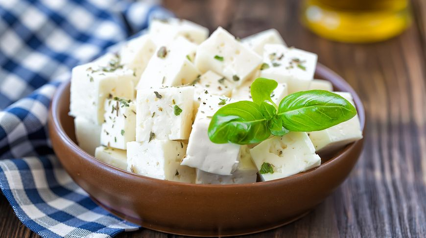 сыр Фета для салата