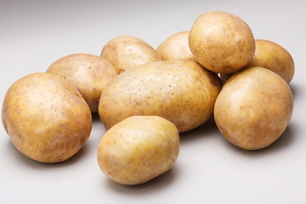 Картофель для чипсов в духовке