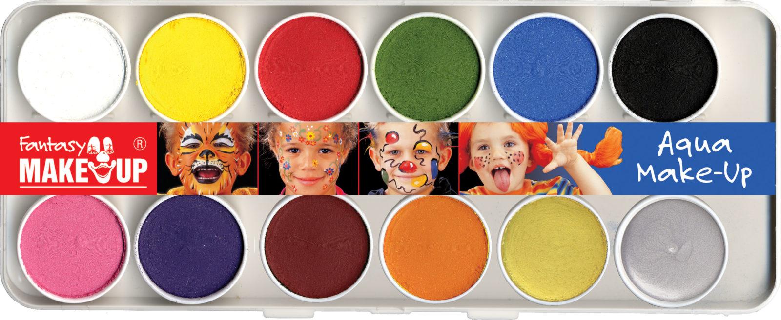 Краска для аквагрима