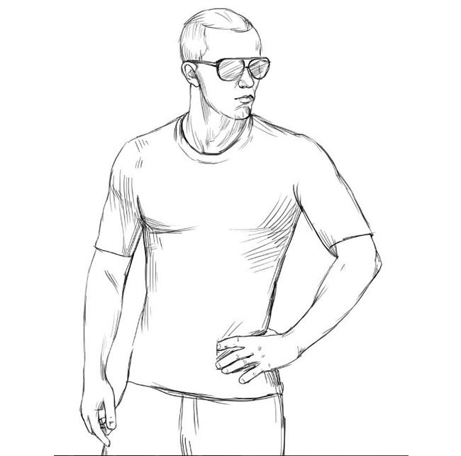 Деталозация рисунка