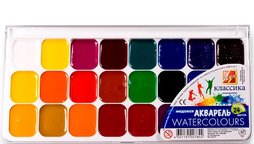 Краски для наложения грима