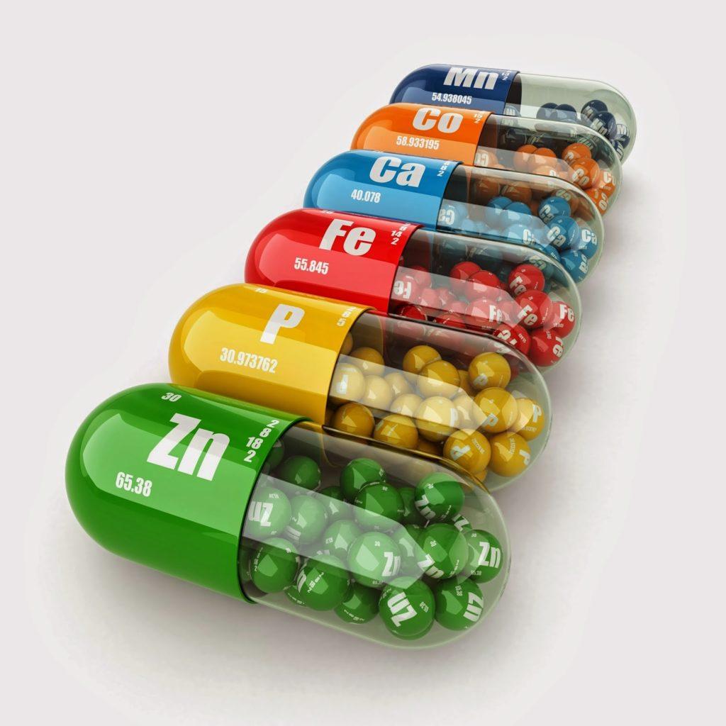 Витамины для правильного зачатия