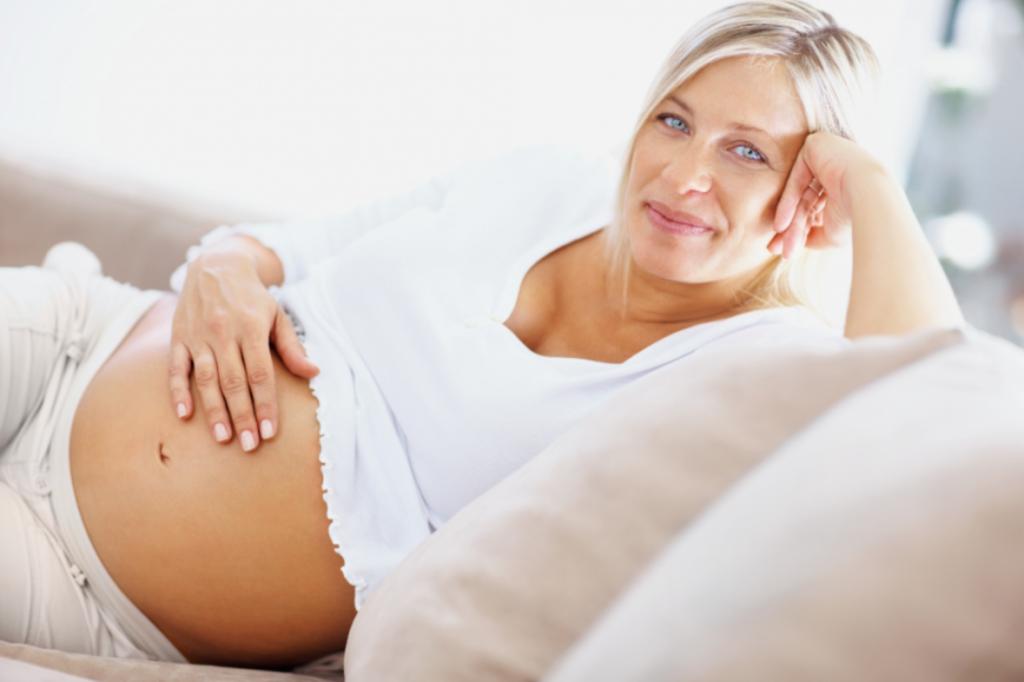 Возраст беременной женщины
