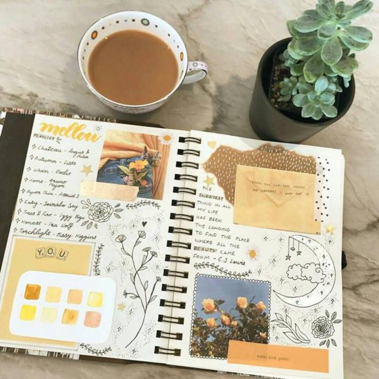 Оформление дневника