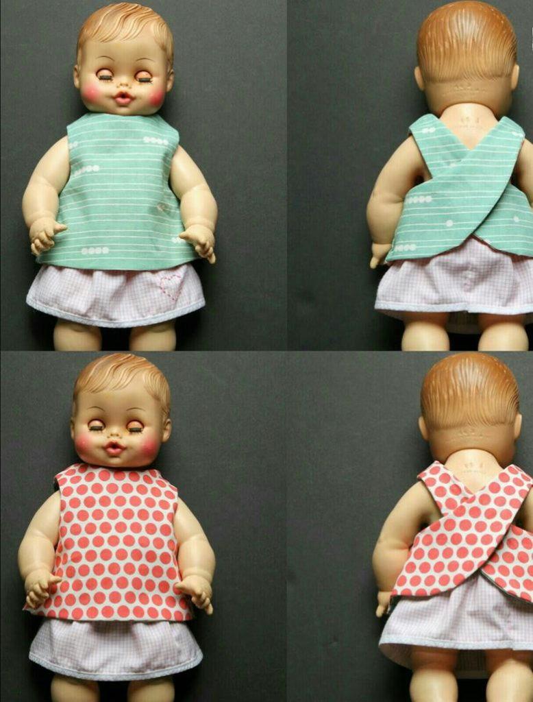 Сарафанчик для куклы