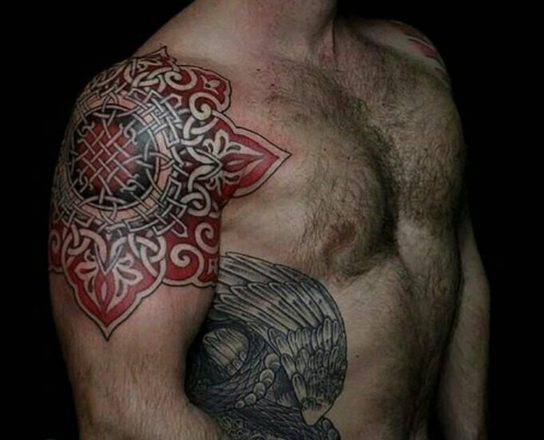 Этническая тематика тату