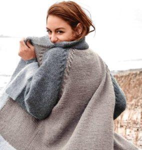 Как связать модный кардиган спицами для женщины: новые модели.