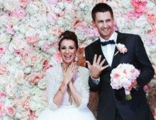 Свадьба у молодоженов