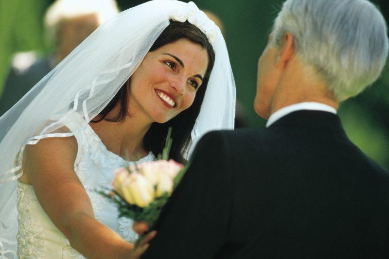 Поздравление невесте