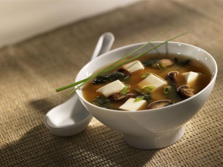 Тофу по-японски