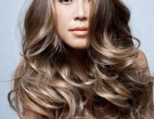 Мелирование волос