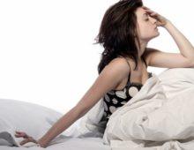 Плохое самочувствие в постели