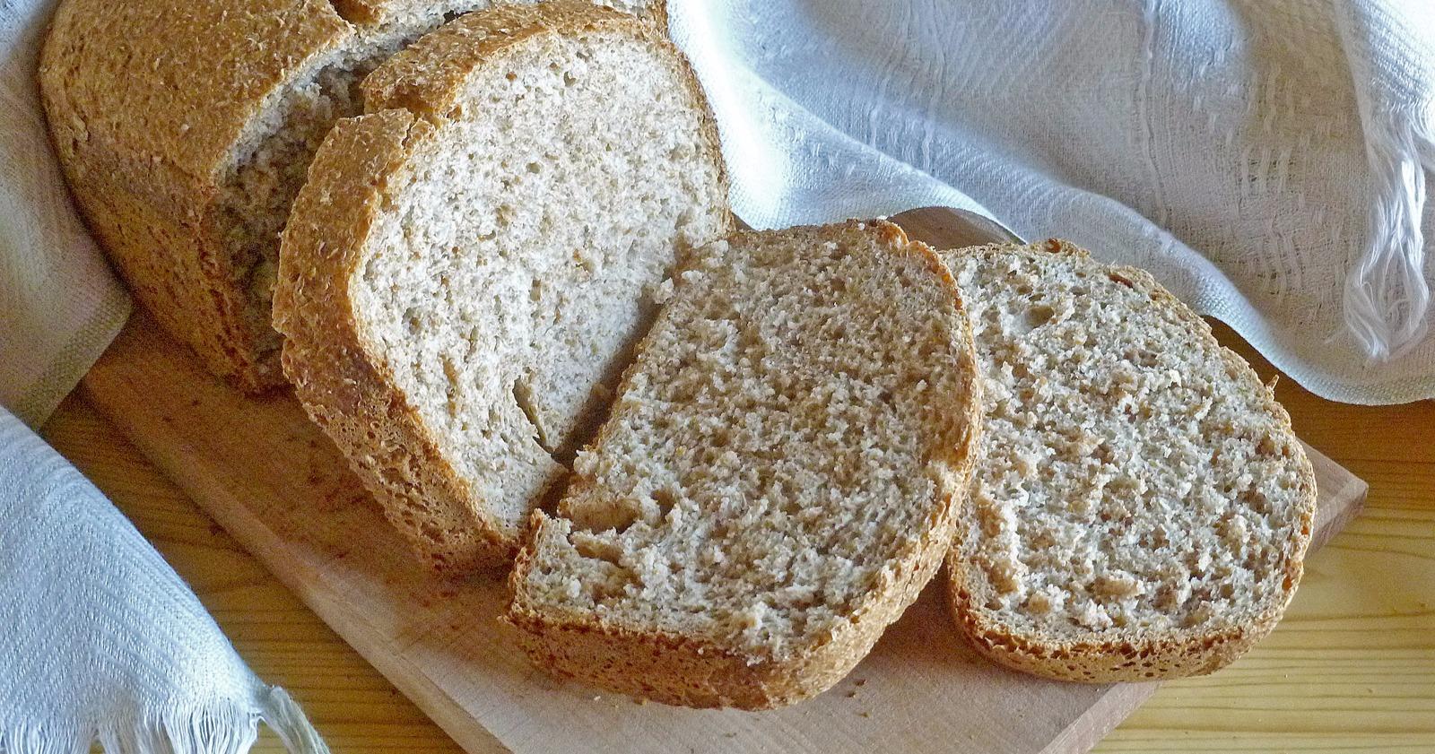 Натуральный домашний хлеб