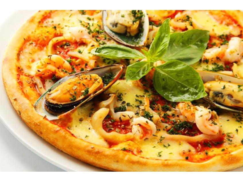 богатая с морепродуктами