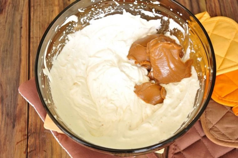 крем с сыром