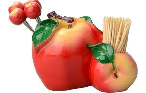 яблок и зубочистки