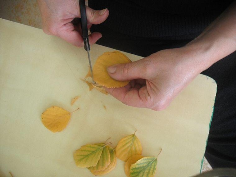 как делать розу из клена