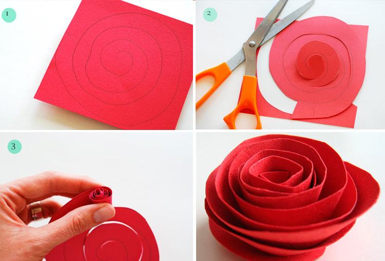 Простейшие розы