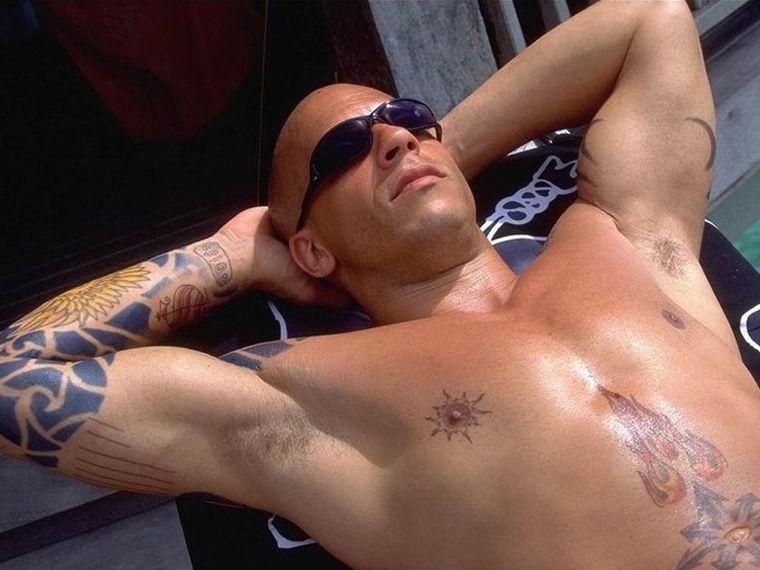 татуировка на соске