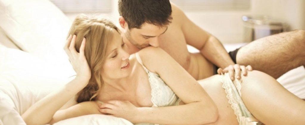 Клиторный оргазм при беременности на поздних сроках не опасно