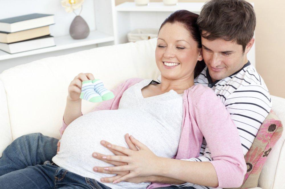 Оргазм на первых неделях беременности