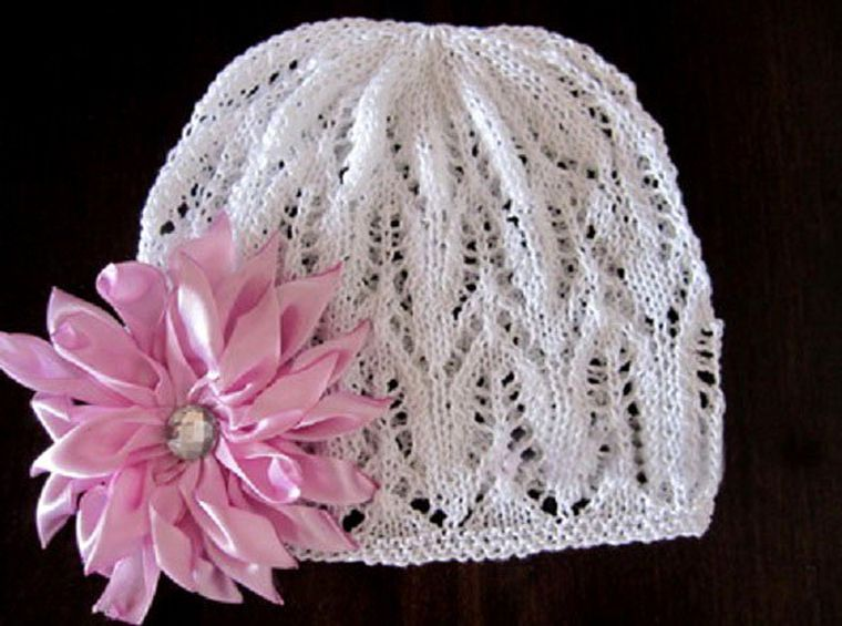 шапка на лето и теплую осень