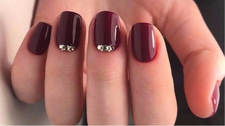 для небольших ногтей