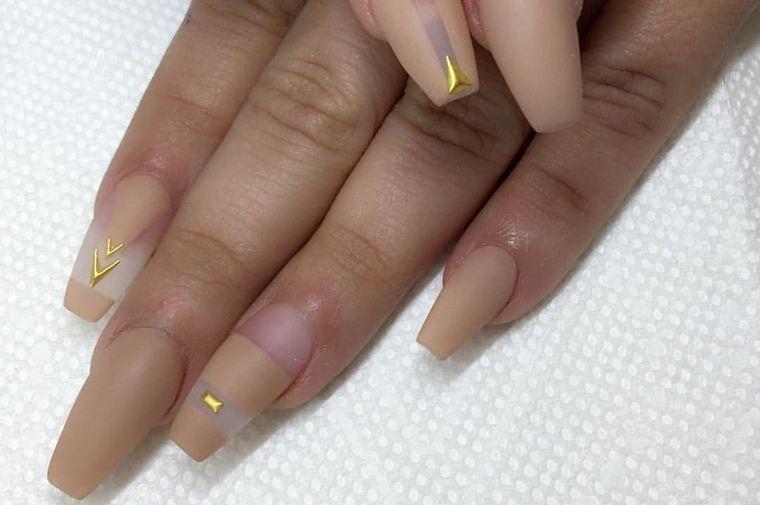 модный маникюр на длинные ногти 2019