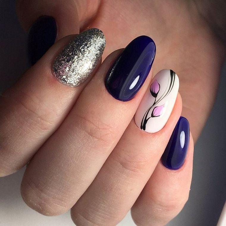 для длинных ногтей