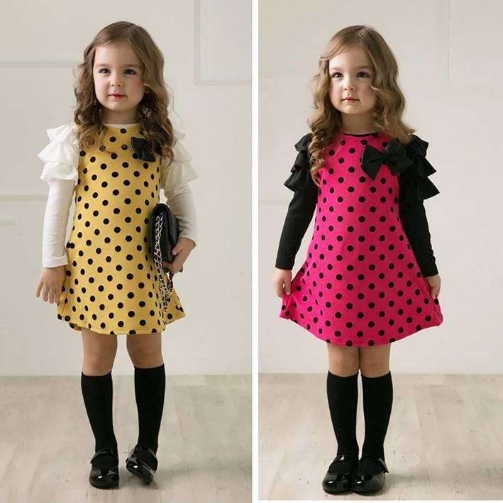 Короткие платья для девочки