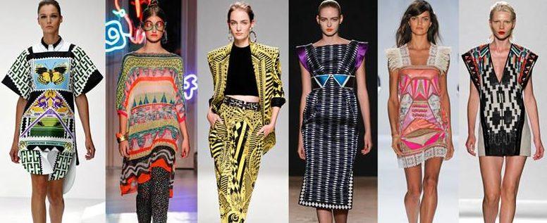 Платья в этно-стиле