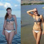 До и после диеты