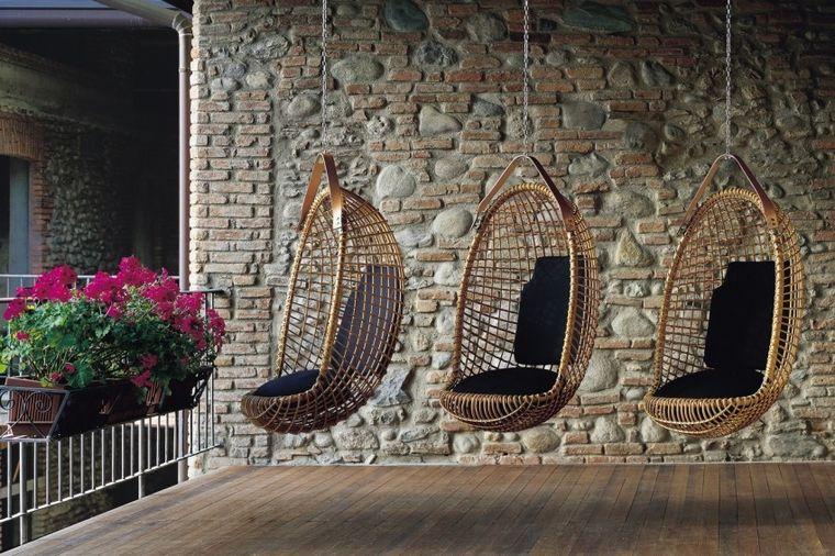 подвесное кресло